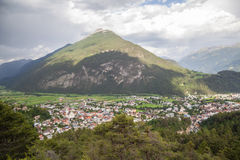 Imst in Tyrol Stock Photos