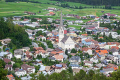 Imst w Tyrol obrazy royalty free