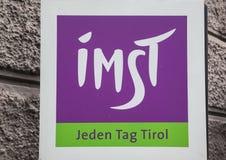 Imst w Tyrol zdjęcia royalty free