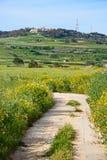 Imtarfa-Landschaft, Malta Lizenzfreies Stockbild