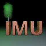 IMU - Imposta municipale unica Stock Photos