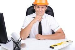 inżynier Zdjęcie Stock