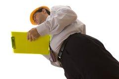 inżynier inspekcja Obrazy Stock