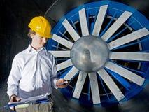 inżynier sprawozdawczość Fotografia Stock