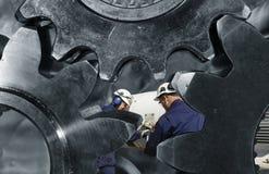 inżynieria inżyniery Fotografia Stock