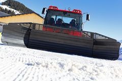 Free In Front Of Snowplow Stock Photo - 18580690