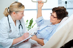 Free In Hospital Royalty Free Stock Image - 18359486