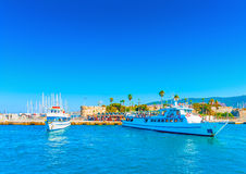 In Kos Island In Greece Royalty Free Stock Photo