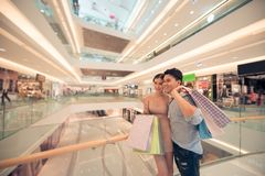 In Mall Stock Photo