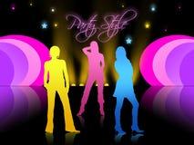 Free In Night Club Stock Photo - 4819280