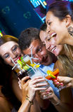 In The Club Stock Images