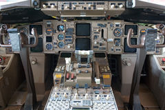 Free In The Cockpit Stock Photos - 2954553
