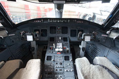 Free In The Cockpit Royalty Free Stock Photography - 3045487