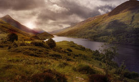 Free In The Highlands Of Scotland Stock Photo - 34530480