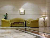 Free In The Lobby Stock Image - 595371