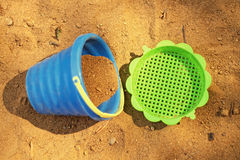 Free In The Sandbox Stock Images - 33105134