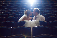 Free In The Theatre Royalty Free Stock Photos - 18768218