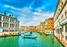 Free In Venice Royalty Free Stock Image - 46837296