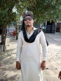 INAAM ALI Stock Image