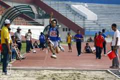 Inabilità dell'atleta immagine stock libera da diritti