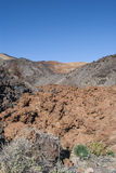 Inactive Volcano (Tenerife, Canaries, Spain) Royalty Free Stock Photos