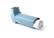 Inalatore di asma Immagine Stock Libera da Diritti