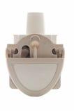 Inalatore di asma della polvere Fotografia Stock Libera da Diritti