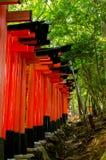Inari-daisha Lizenzfreies Stockfoto