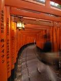 inari fushimi Στοκ Φωτογραφίες