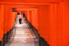 Inari Shrine Stock Photos