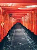 Inari-Taisha Fushimi Στοκ Φωτογραφία