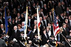 Inaugural Color Guard Stock Photos