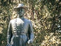 Inbördeskrig för monument för staty för John H Forney arkivbilder
