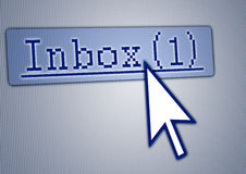 Inbox Royalty Free Stock Photos
