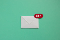 Inbox over load Stock Images