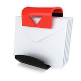 Inbox Royalty Free Stock Photography