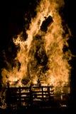 Incêndio 2 Imagem de Stock