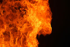 Incêndio Foto de Stock