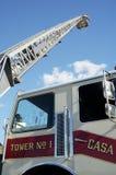 Incêndio & salvamento Imagem de Stock Royalty Free