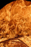 Incêndio da fornalha Fotos de Stock