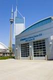 Incêndio de Toronto & estação marinha Fotos de Stock