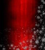Incêndio e gelo e neve Fotografia de Stock