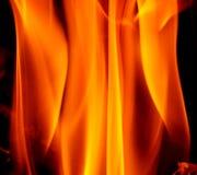 Incêndio, flama, textura Imagens de Stock Royalty Free