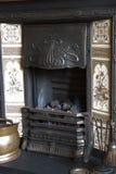 Incêndio Home Imagem de Stock