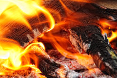 Incêndio pròxima fotografia de stock