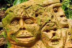 Inca Ancient Sculpture royalty free stock photos