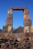 Inca Arch Stock Image