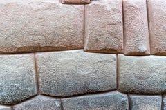 Inca Architecture Foto de archivo libre de regalías