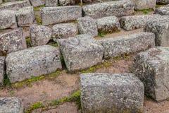 Inca Architecture, Ingapirca Stock Photography