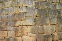 Inca blocks Royalty Free Stock Image
